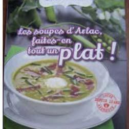 Livre de recette d'Arlac en vente au centre